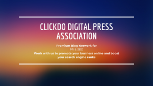 We are part of the ClickDo Digital Press Association