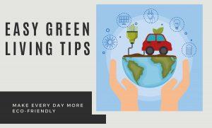 Easy Green Living Tips