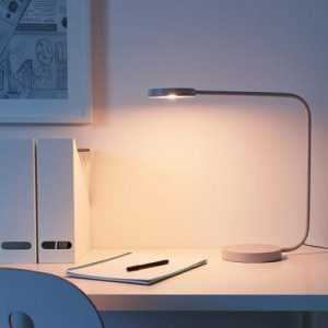 best lighting for Eco-friendly home office
