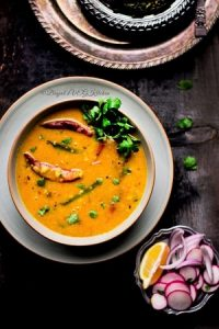 Dal Fry - Healthy vegan recipes