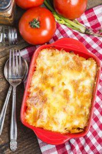 Lasagna - Quick Vegan Recipes