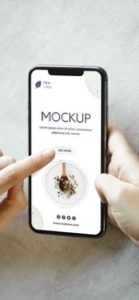 Mockup of Your App