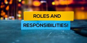 Responsibilities - Daily Tasks would normally include