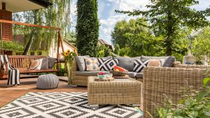 Give your Outdoor Space some Attention