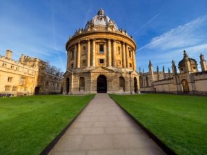 Oxford For Study in The UK