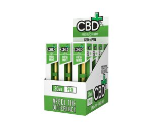 Be Impressive in Style and Appearance - Printed CBD Boxes