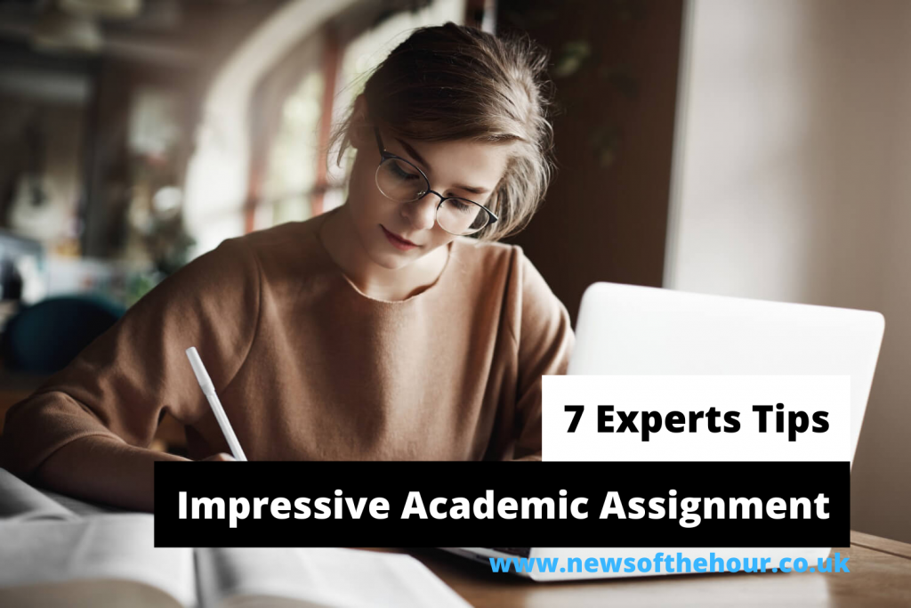 7 Experts Tips for Presenting an Impressive Academic Assignment