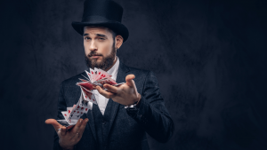 Qualities to look for a magician